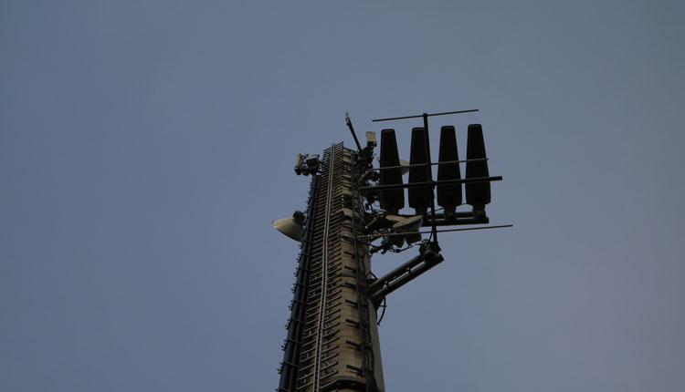 DVB-T und Radio Sender St. Veit Bahnhof