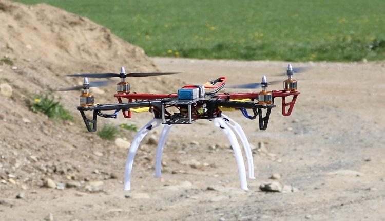 Drohne Copter - Fehlersuche - Tipps und Tricks
