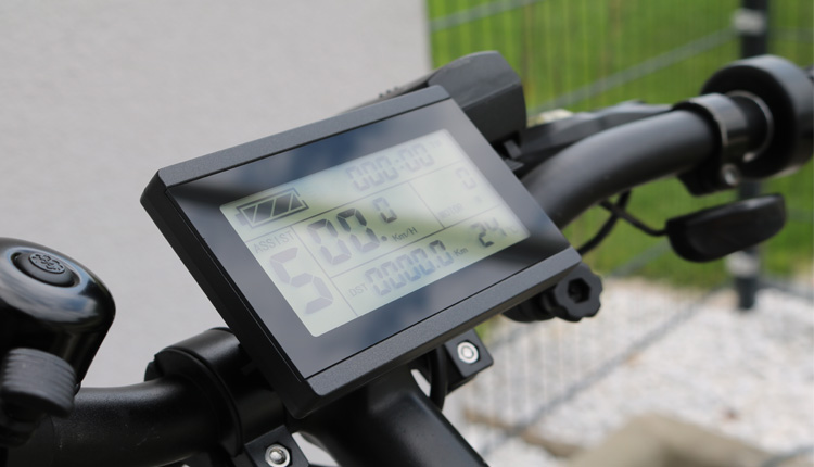 E-Bike selber bauen - Umbausatz mit KT3-LCD
