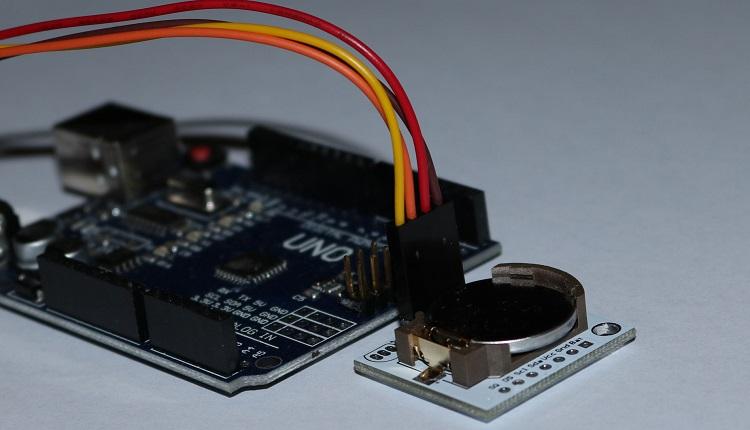 Arduino Tiny RTC Zeitmodul - Timemodule - Uhrzeit