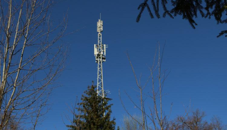 Sender Nötsch im Gailtal - Radio und Analog TV