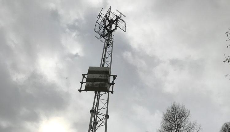 Analog-TV Sender Gmünd 2 - Kärnten