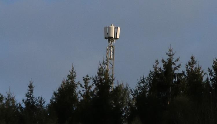DVB-T Sender Liebenfels