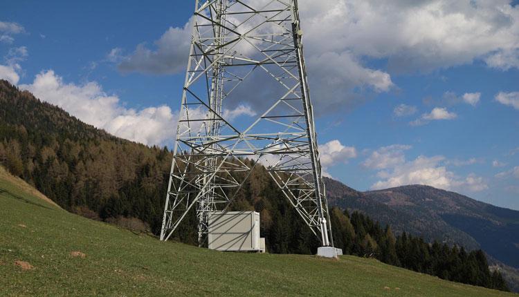 DVB-T und Radio Sender Radenthein