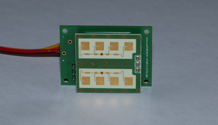 Arduino AMP65 Radar