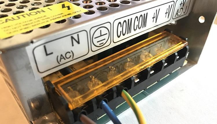 12V Schaltnetzteil