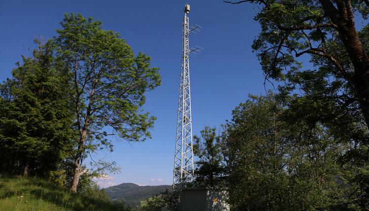 Sender Metnitz OST - Radio und analoges Fernsehen