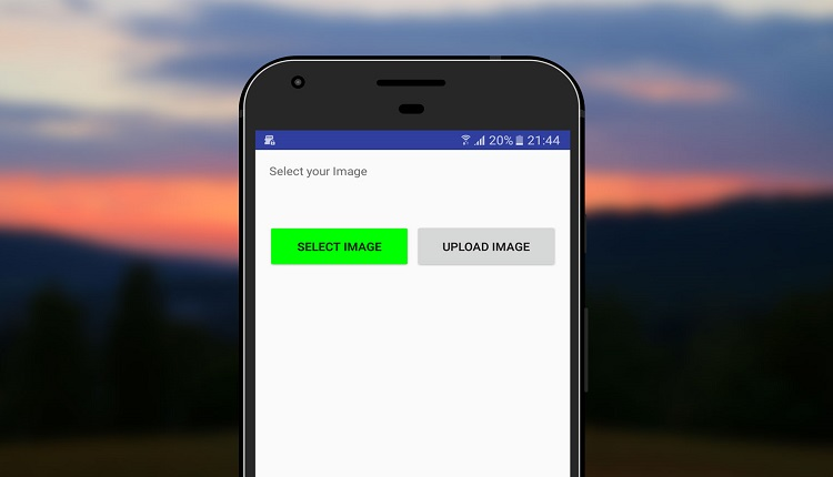 Android Image to PHP Server Upload