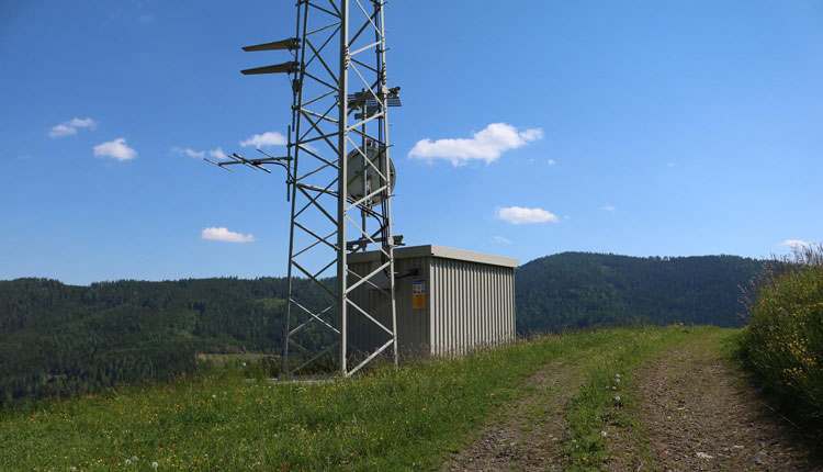 Sender Metnitz West - Radio