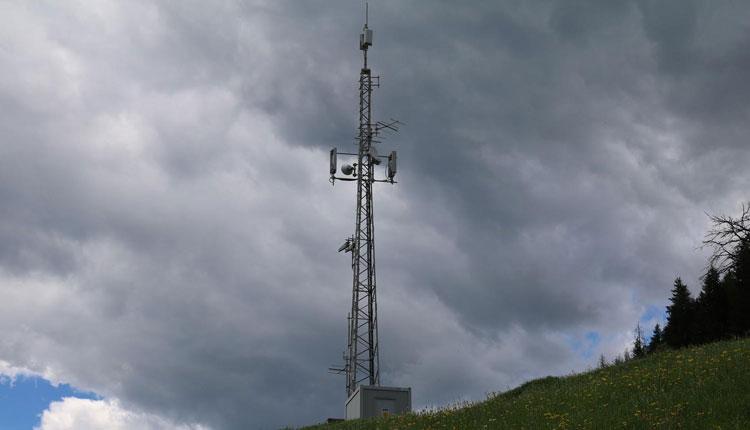 DVB-T und Radio Sender Stall im Mölltal
