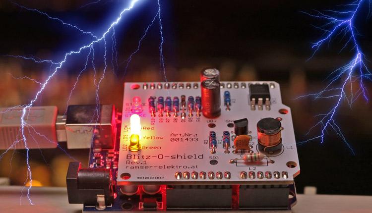 Arduino Blitz Shield Ramser