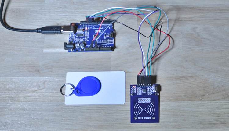 Android NFC RFID TAG Reader Writer