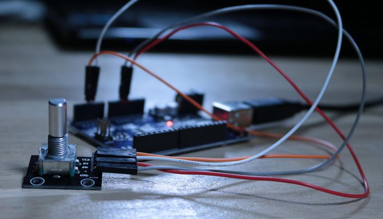 Arduino Rotary Encoder