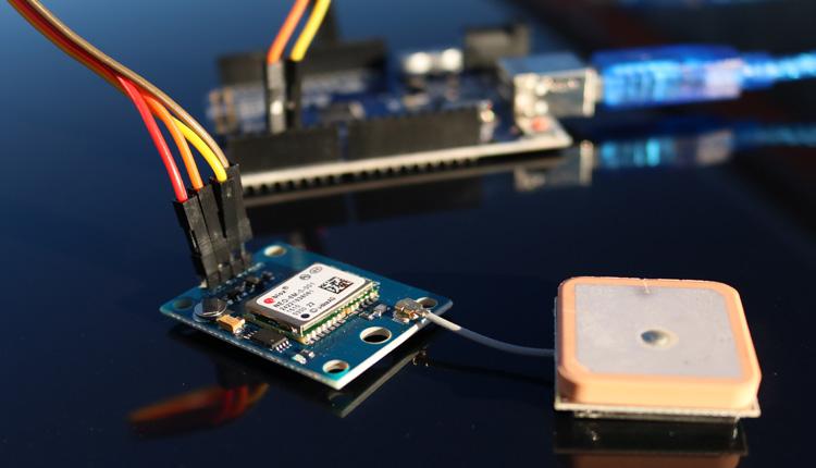 Arduino Ublox NEO 6M Tiny GPS Receiver Tracker