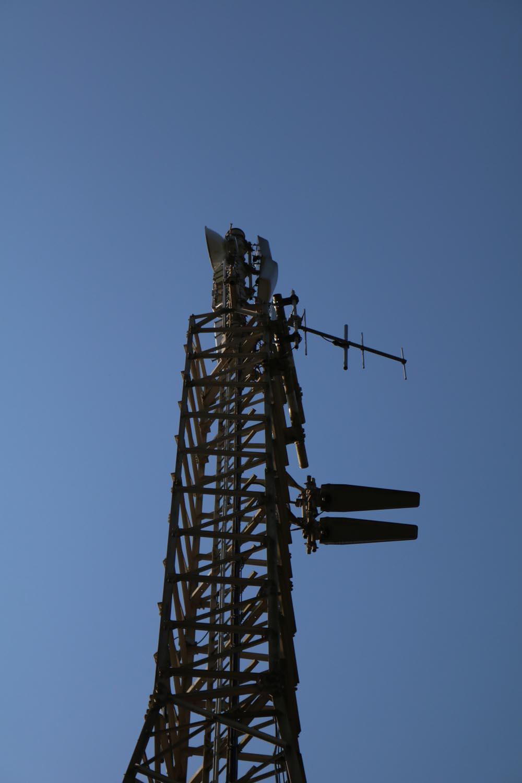 DVB-T Sender Pritschitz Wörthersee - Antennen