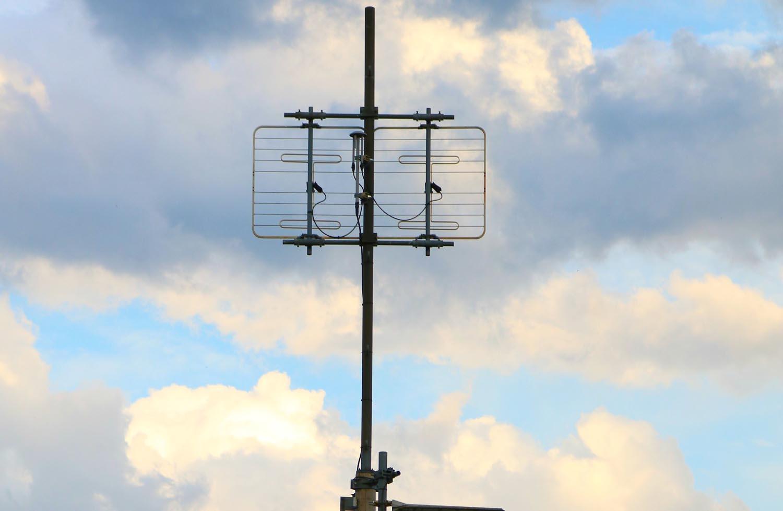 GSA Densdorf Leoben in Kärnten - VHF Antennen