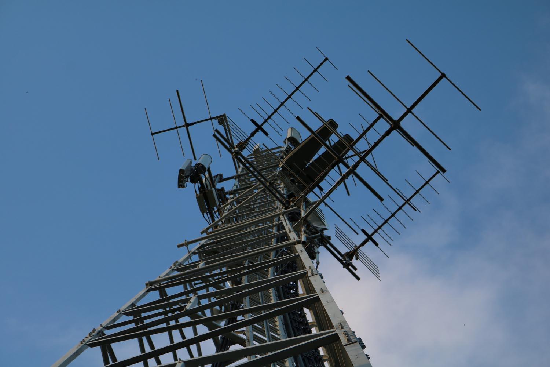 Sender Pöckstein Althofen - Antennen