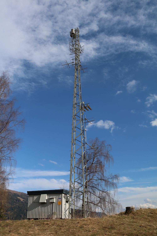 Radiosender Verditz bei Treffen - Antennen 2