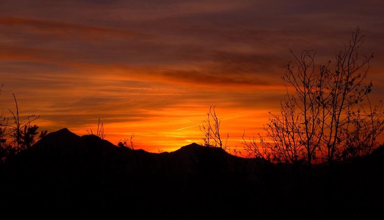 Sonnenuntergang richtig Fotografieren