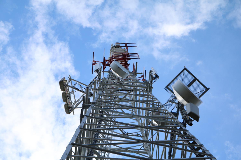 Sender Zammelsberg Weitensfeld - Antennen