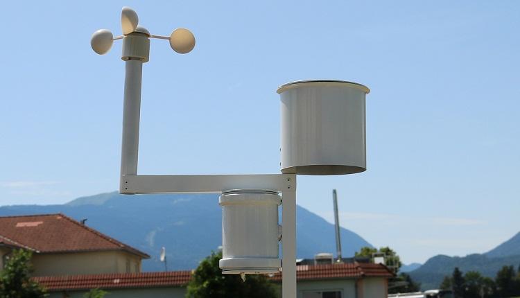 Arduino Wetterstation