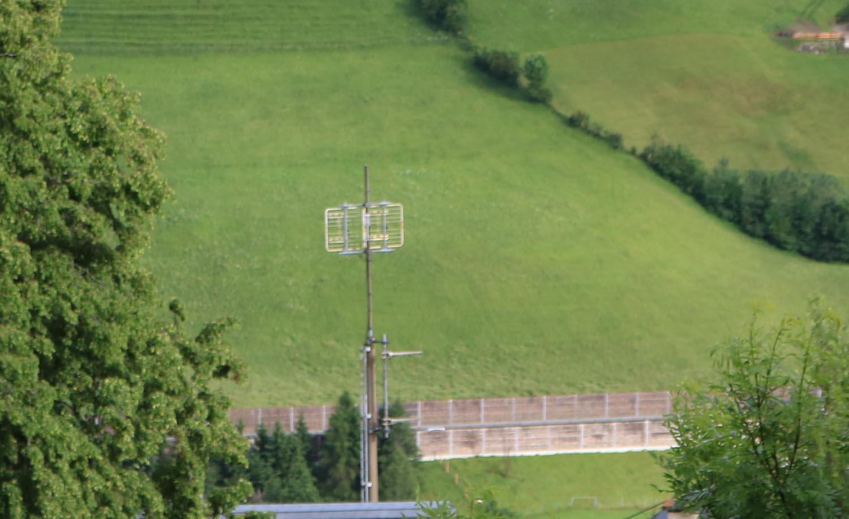 GSA Densdorf Leoben in Kärnten - VHF Antenne