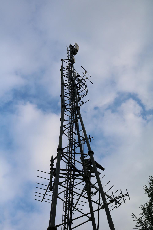 Sender Lorenzenberg Guttaring Friesach - Antennen