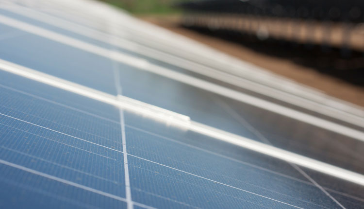 Photovoltaik System Inselanlage