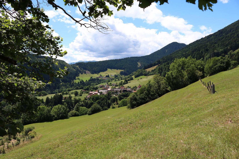 GSA Zelsach in Kärnten - Ortschaft