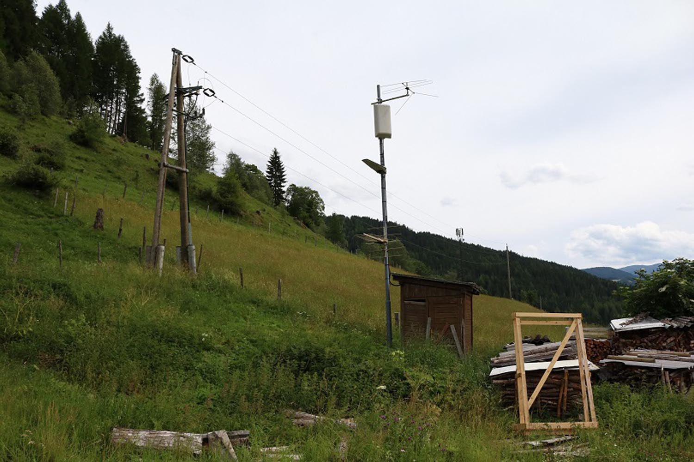 GSA Kremsberg Burgstallberg - vorne