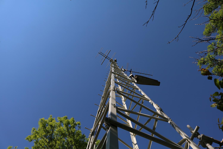 Sender Metnitz OST - Antennen