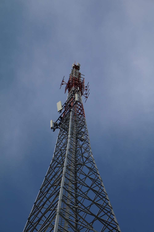 DVB-T und Radio Sender Brückel Lippekogel - Antennen