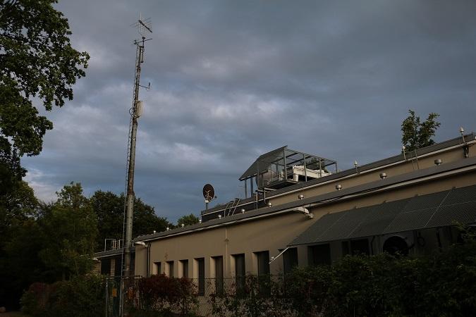Sender Wien Kahlenberg Sendeanlagen