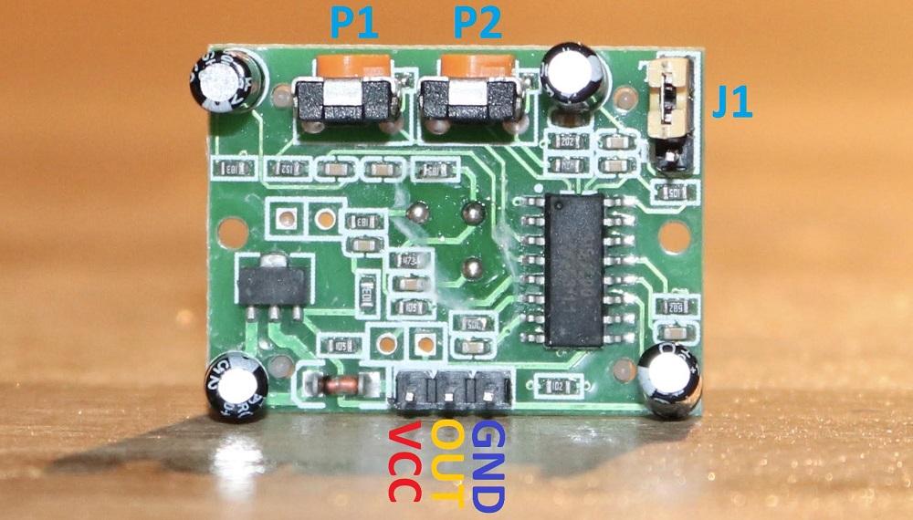 Arduino Infrared Motion Sensor - Bewegungsmelder