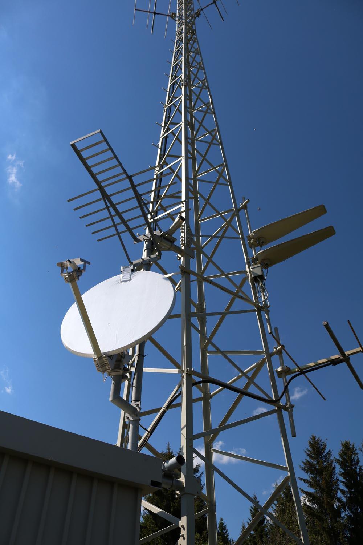 Sender Metnitz West - Radio - Antennen