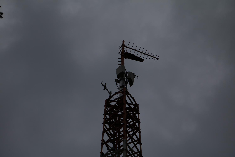 DVB-T2 Sender Kanitzerhöhe bei Feldkirchen in Kärnten - Zubringer