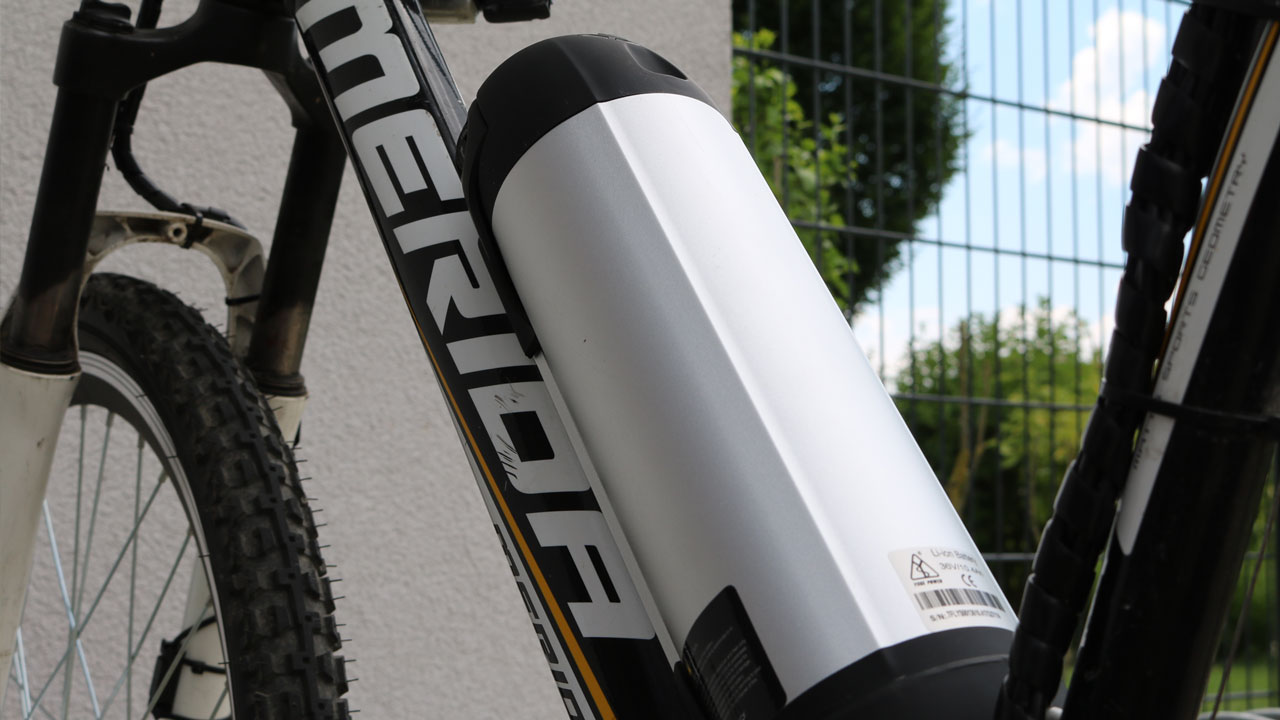 E-Bike Samsung Battery