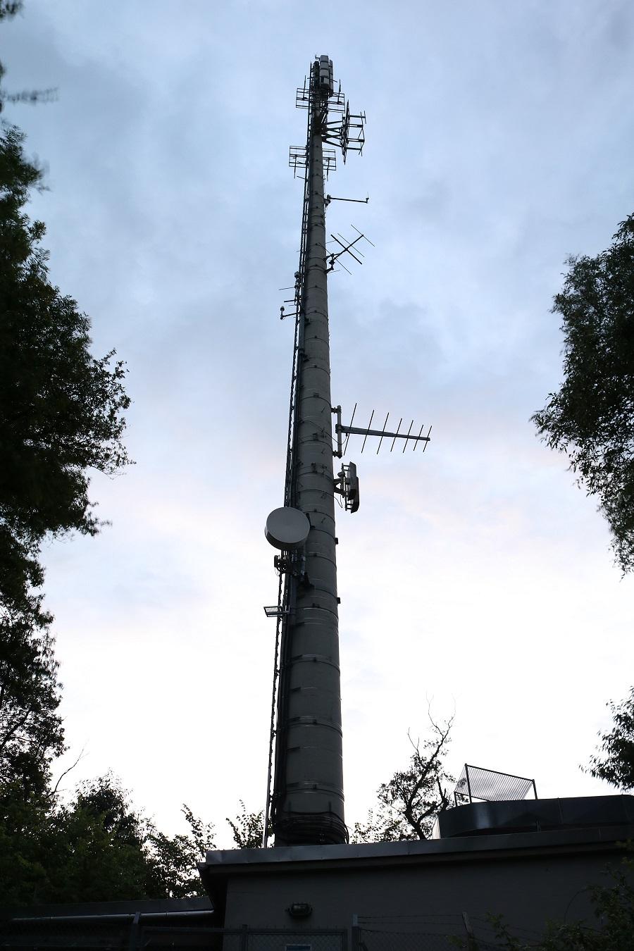 DVB-T2 und Radiosender Wien Himmelhof