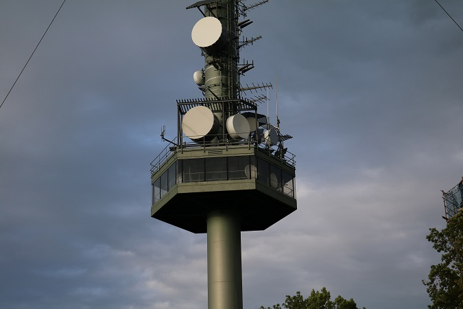 Sender Wien Kahlenberg Richtfunk