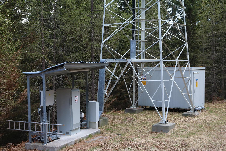 DVB-T Sender Bad Kleinkirchheim am Bacherberg - GSM BTS