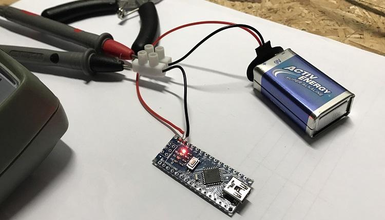 Arduino Energiesparmodus