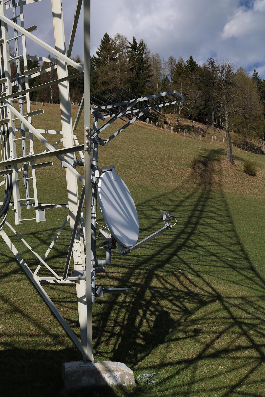 DVB-T und Radio Sender Radenthein - Zubringer