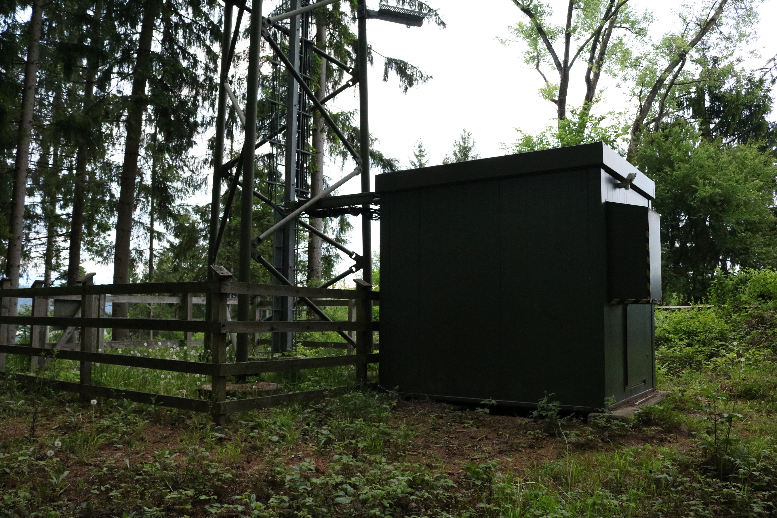 Sender Zensweg St. Veit - Container