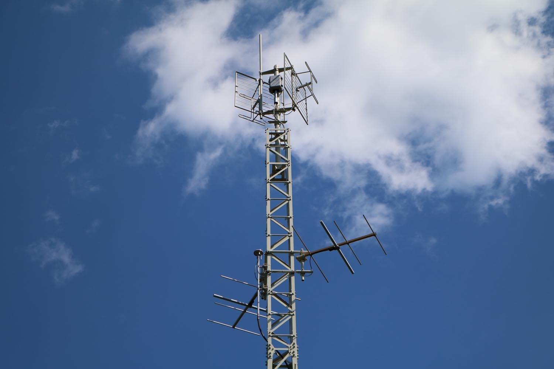 Sender Metnitz West - Radio - Antennen 2