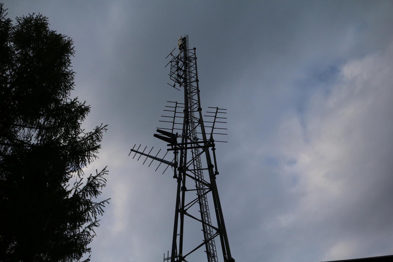 Sender Lorenzenberg Guttaring Friesach - Mast