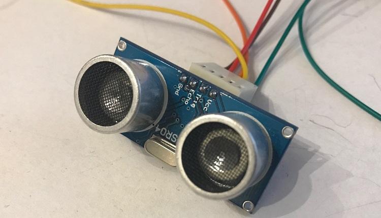 Arduino DC-SR04 Ultraschall Sensor