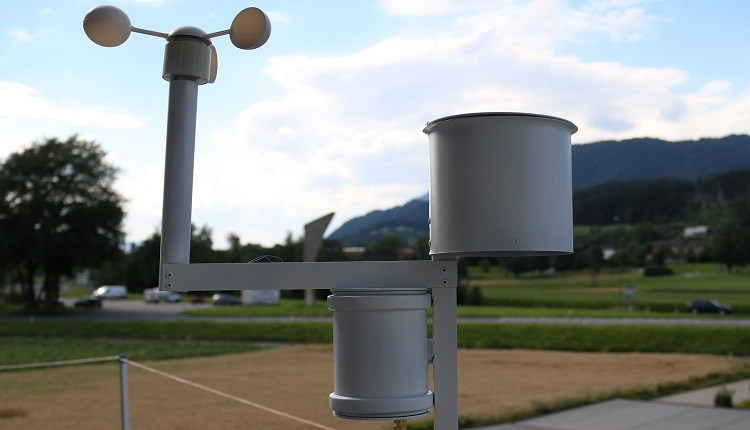 Arduino Netzwerk Wetterstation