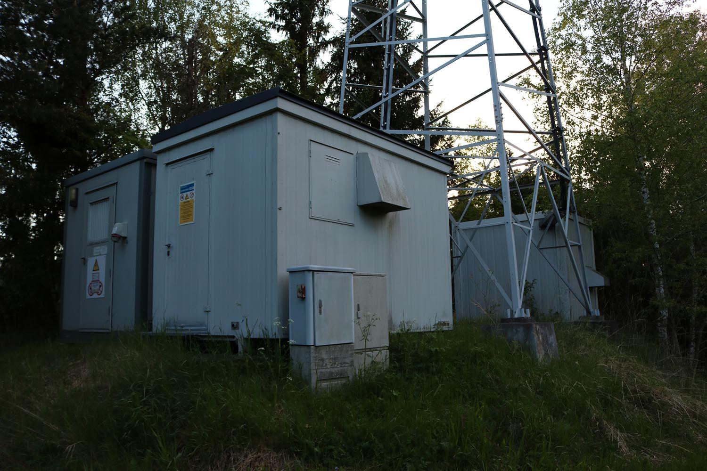 Sender Pöckstein Althofen - Container