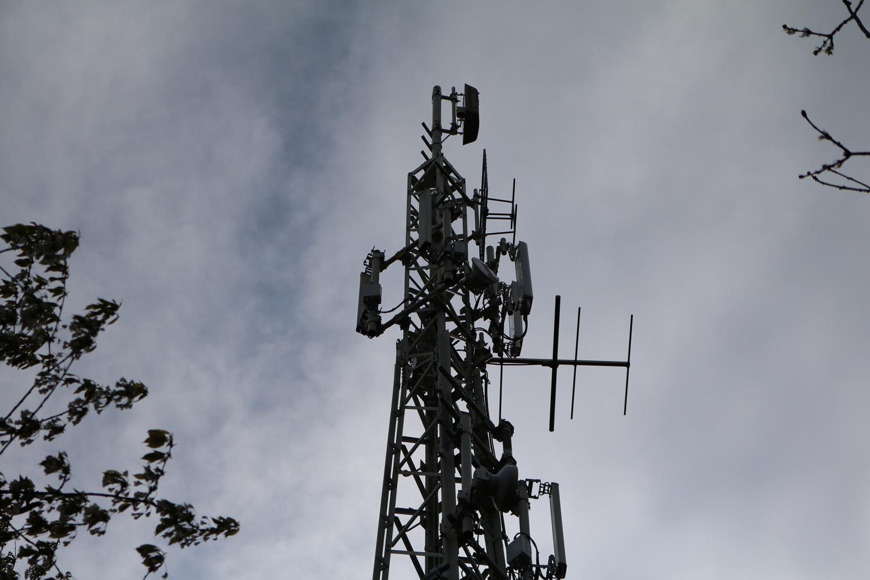 Sender Himmelberg bei Feldkirchen in Kärnten - Antennen