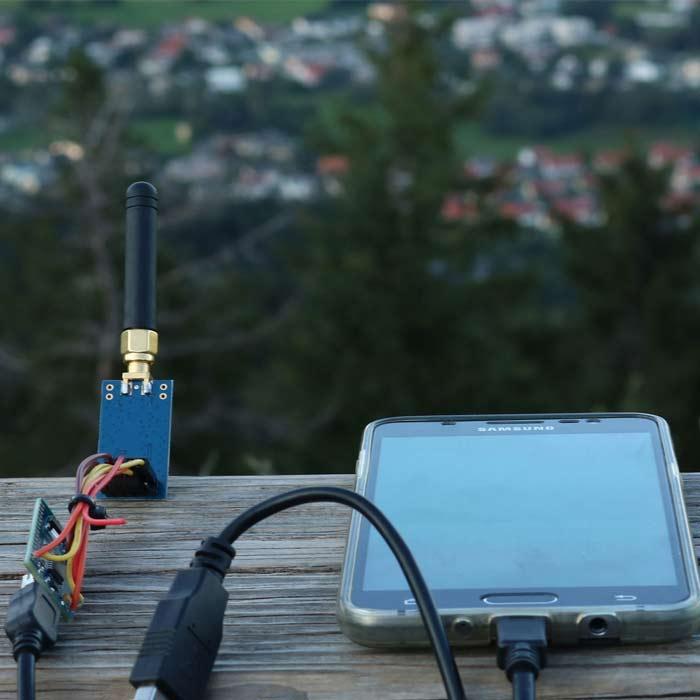 CC1101 433 Mhz Funkmodul Arduino